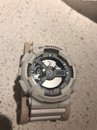 GShock Dual time world zones Toronto, M6P 2R1