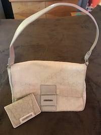 Calvin Klein purse and wallet (used) 55 km