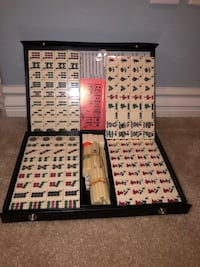 Authentic Mahjong; Never used