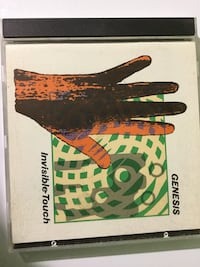 Genesis Invisible Touch CD Salina, 67401