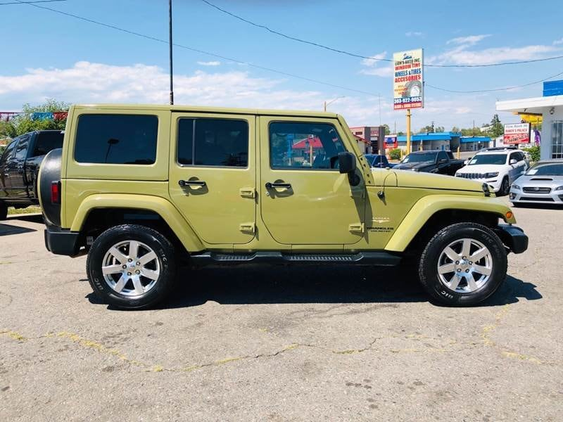 Jeep Wrangler Unlimited 2013 6