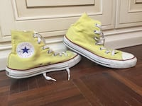 Converse All-Star gialle