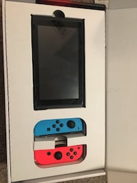white and blue Nintendo Switch Springfield, 22150