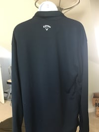 Callaway mens size xl long sleeve dry fit shirt great condition Alexandria, 22315