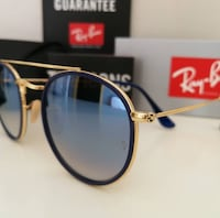 Gafas Ray-Ban Round Double Bridge  Madrid
