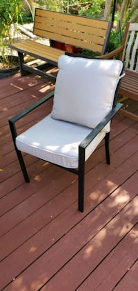 brand new patio chairs 3 days old Houston, 77064