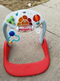 Chicco musical learning table