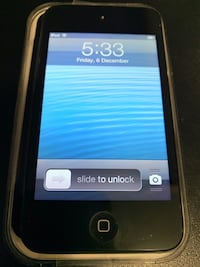 iPod Touch 4th Gen 64Gb Vancouver