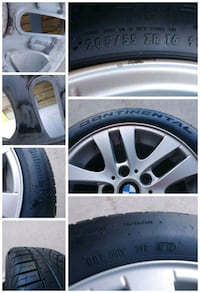 BMW - 3-Series - all season 4 tire