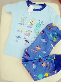 c13af3c7e65 toddler s blue pajama set