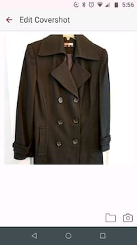 Brand New Knee length women's coat