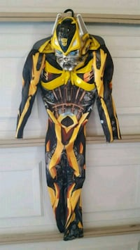 Bumble bee costume 664 mi