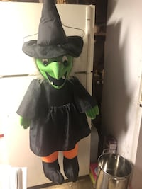 Large Halloween witch Parkville, 21234
