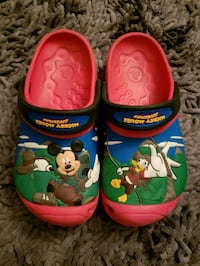 Mickey mouse Crocs Mississauga, L5M 7S2