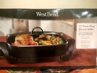 "15"" Extra Deep Electric Skillet $20 OR best offer Germantown, 20876"