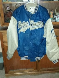 blue and white Harley-Davidson Motorcycle jacket South Bend, 46526