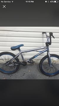 Black and blue bmx bike Hagerstown, 21740