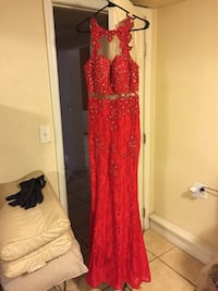 Red prom dress  Oakland, 94608
