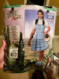 Wizard of Oz Dorothy and Toto Size Large Huntsville, 35824