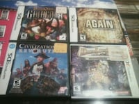 three assorted PS3 game cases St. John's, A1S 1L7