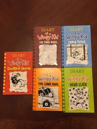 Diary of wimpy kids  Vaughan, L4H 0A8