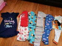 2 t pajamas Centreville, 20120