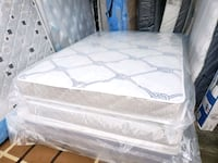 New double full mattress. Delivery 30 to 50 Edmonton, T5A 2J5