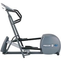 Black and gray elliptical trainer Mississauga, L4Y 1Z8