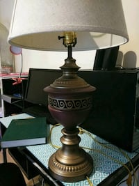 Antique Lamp with lamp shade Pendleton, 29670