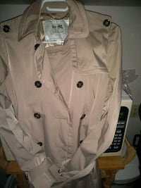 white button-up jacket Kitchener, N2H 1C9