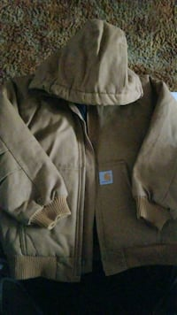 KIDS CARHARTT Jacket Size 7-8