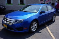 2012 Ford Fusion Blue Flame Metallic Woodbridge, 22191