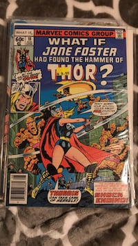 Thor comic book Vienna, 22180