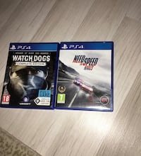 WATCH DOGS-NEED FOR SPEED RIVALS