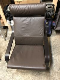 IKEA Chair - barely used. Less than a year old North Vancouver, V7M 1H1