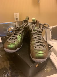 Air Foamposite One Legion Green Vancouver, 98682