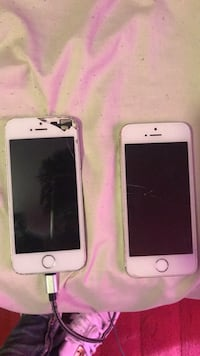 2 used iphone 5 Rockville, 20850