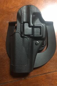 Left hand holster for a 40 smith & Wesson  Clinton, 39056