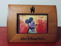 Walt Disney World 4x6 Picture Frame Toronto