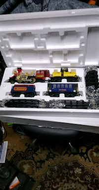 Express Traditional Train Set