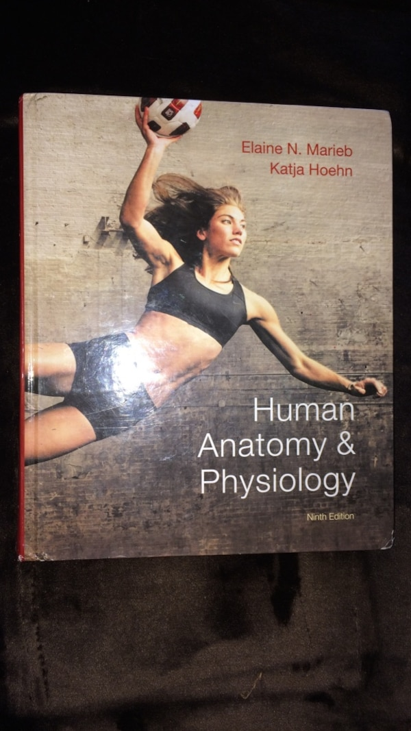 Used Pearson - Human anatomy and physiology for sale in Spring Hill ...