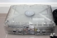 Crystal clear x-box