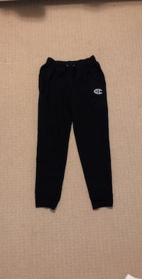 Mens champion sweats.