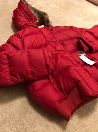 *BRANRNEW*Ralph Lauren Red Jacky Women M Size with tag Silver Spring, 20906