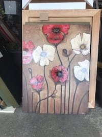 Painting canvas Laval, H7W 1P2