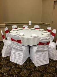 Chair Cover Rentals for Your Special Event St Catharines, L2M 7B2