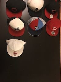 Capser, snapbacks, New era, fitted caps Oslo, 0183