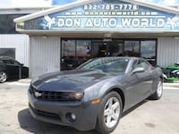 2010 Chevrolet Camaro LT 2dr Coupe w/1LT Houston