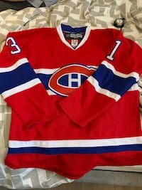 Authentic Carey Price jersey