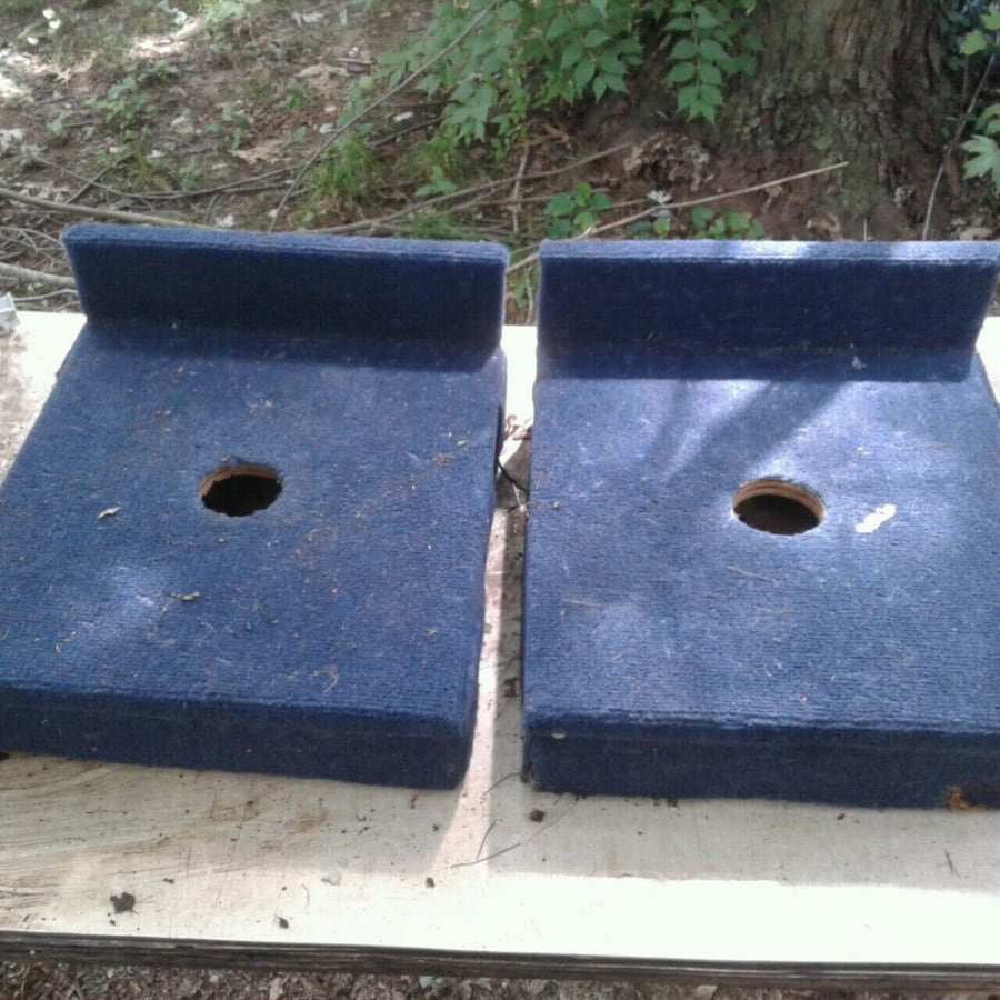 Washers game boards